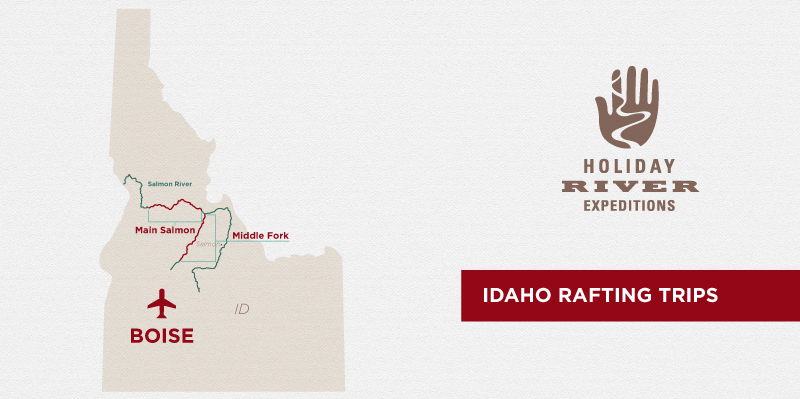 Idaho Whitewater Rafting Trips