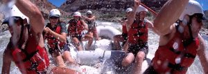 Yampa River Rafting Paddle Raft