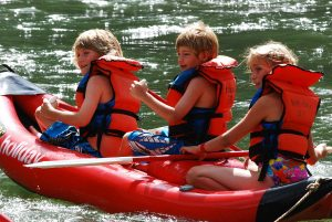 Main Salmon River Rafting Trips Kayak