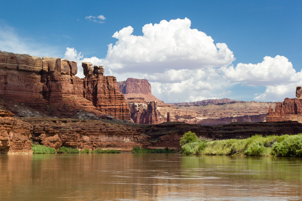 The Environment Cataract Canyon