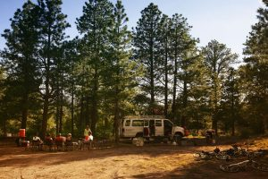 Moab Mountain Biking LaSal Camp