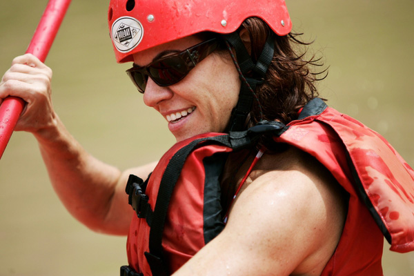 Women's Whitewater Kayaking Trip