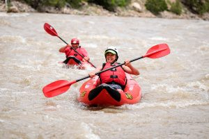 Yampa River Kayaking