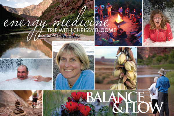 Energy Medicine with Chrissy