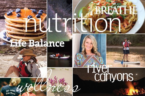 Vegan Wellness on the River with Tess Challis