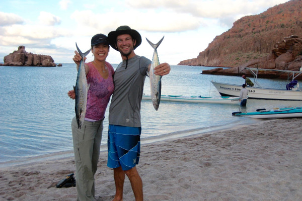 Fishing in Baja Mexico