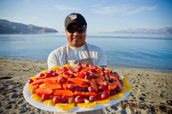 Baja Mexico Gourmet Food