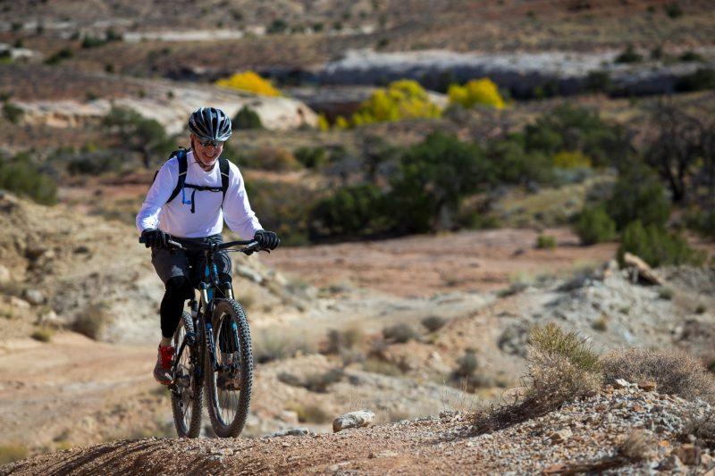 Mountain Biking Canyonlands National Park