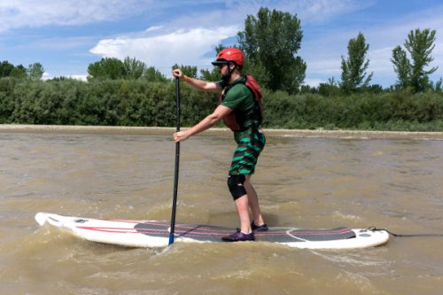 Westwater Canyon Standup Paddle Boarding