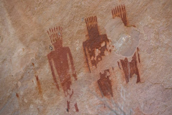 Fremont Rock Art in Dinosaur National Monument