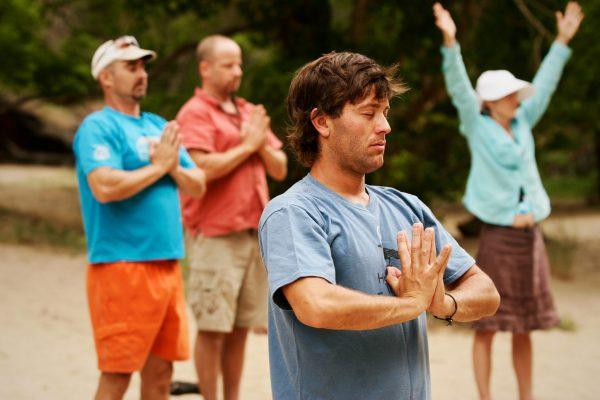 Balance & Flow Yoga