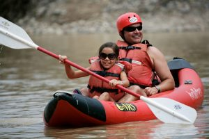 Family Whitewater Fun