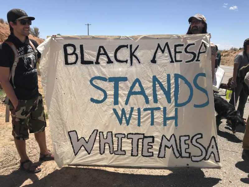 Black Mesa Solidarity