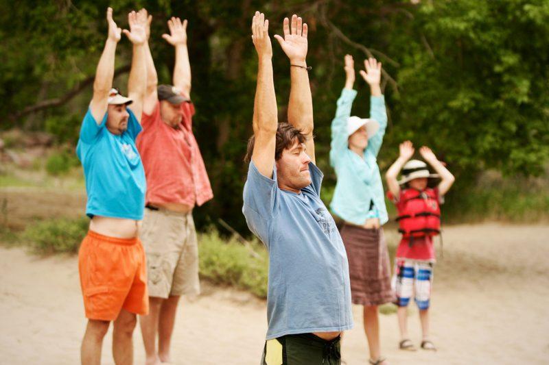 River Yoga Lodore
