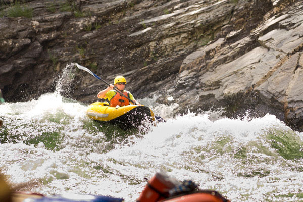 Middle Fork Salmon River Rafting Trips