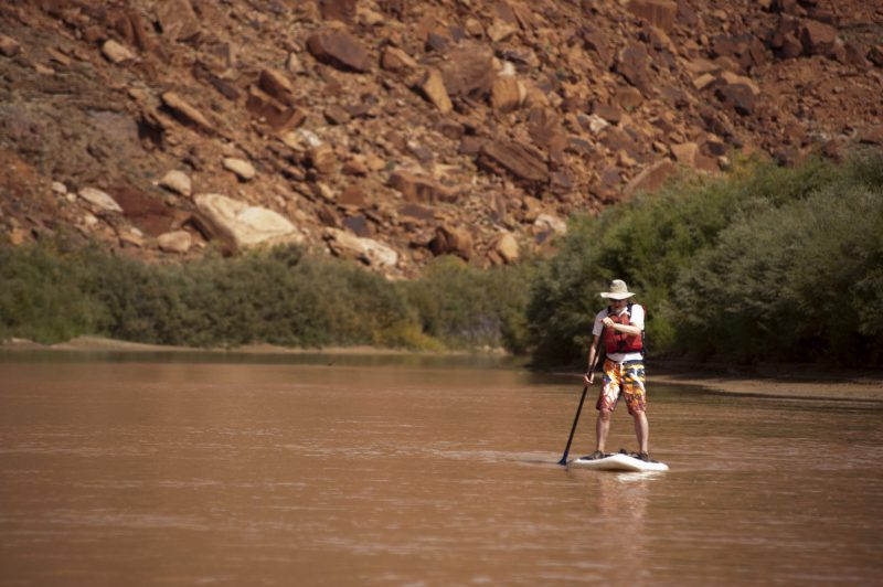 Stand Up Paddle Boarding Cataract