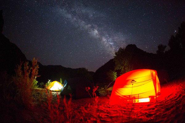 Stargazing trips
