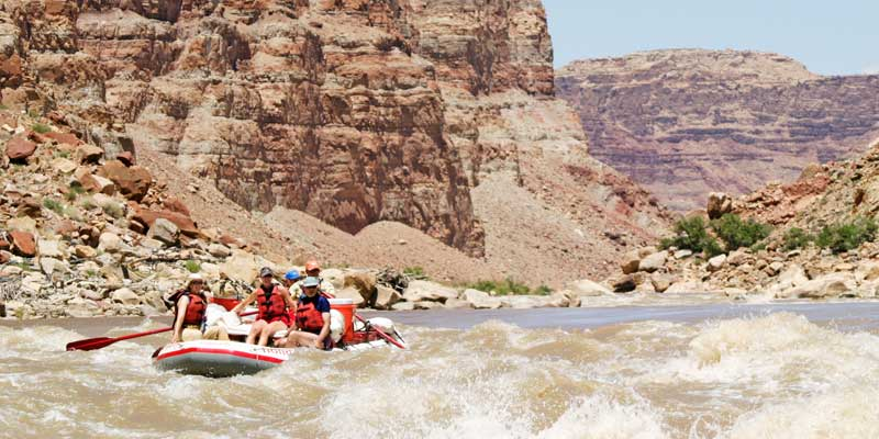 White Rim & Cataract Canyon Combination Trip