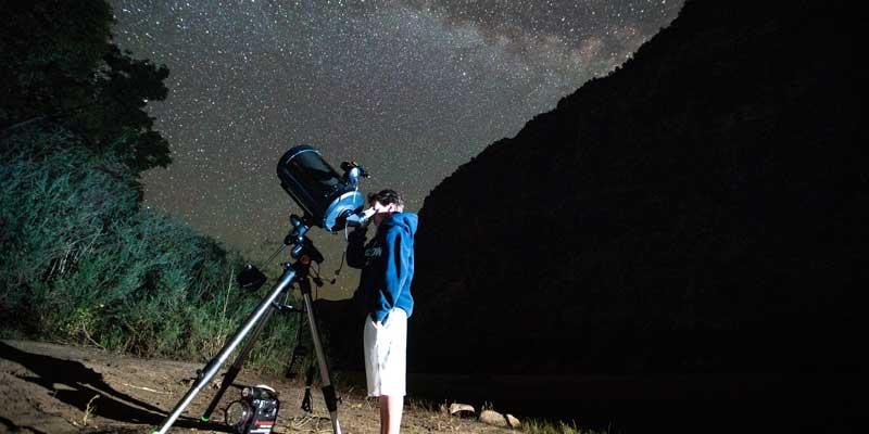 Lodore Canyon Stargazing Trip