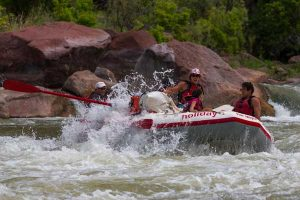 Whitewater Rafting Guide