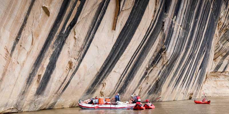 Yampa River Rafting Trip