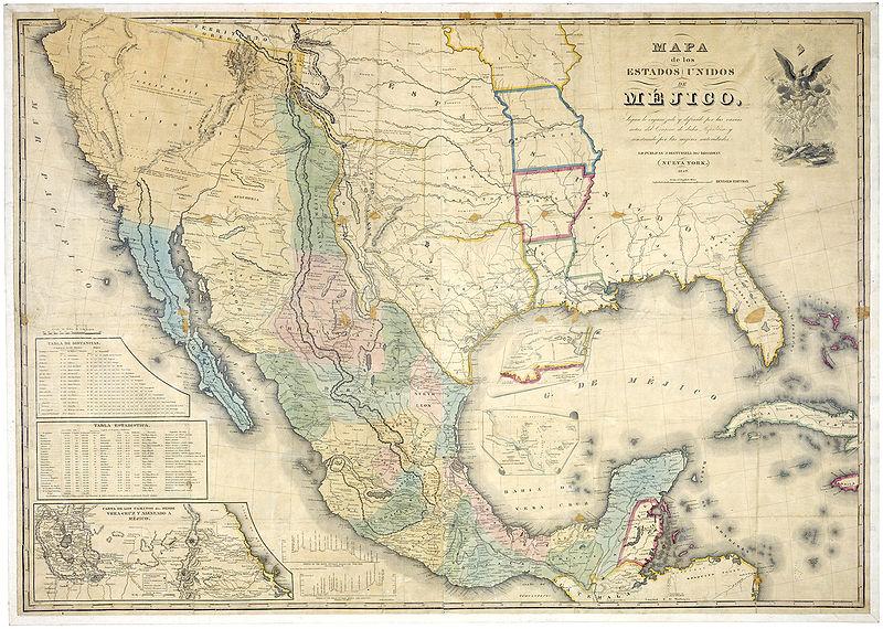 Disturnell Map