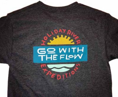 Go With The Flow SS T-shirt
