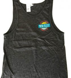 Go With the Flow Tank Top Front