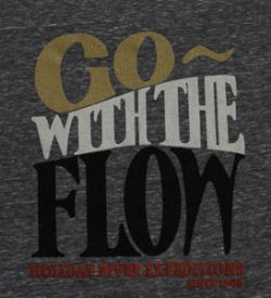 Go With The Flow Grey