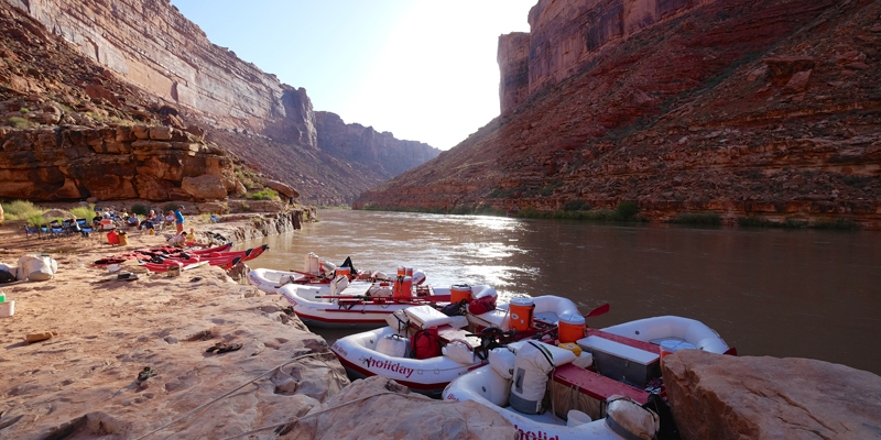Lower San Juan River Canyon