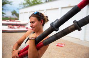 River Rafting Guide Tyler Jameson