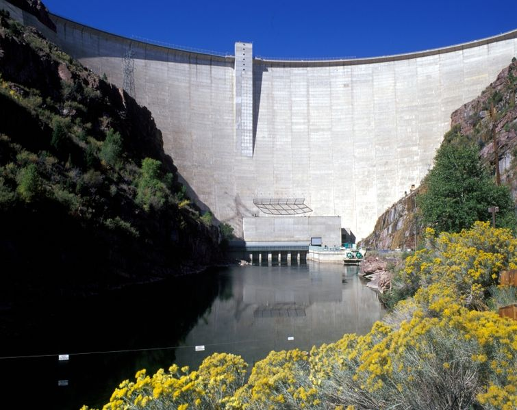 Flaming Gorge Dam Flow Management