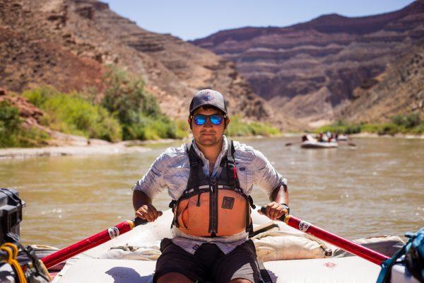 Eve Rowing San Juan