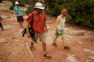 Hiking Jones Hole
