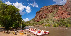 Green River through Lodore Canyon