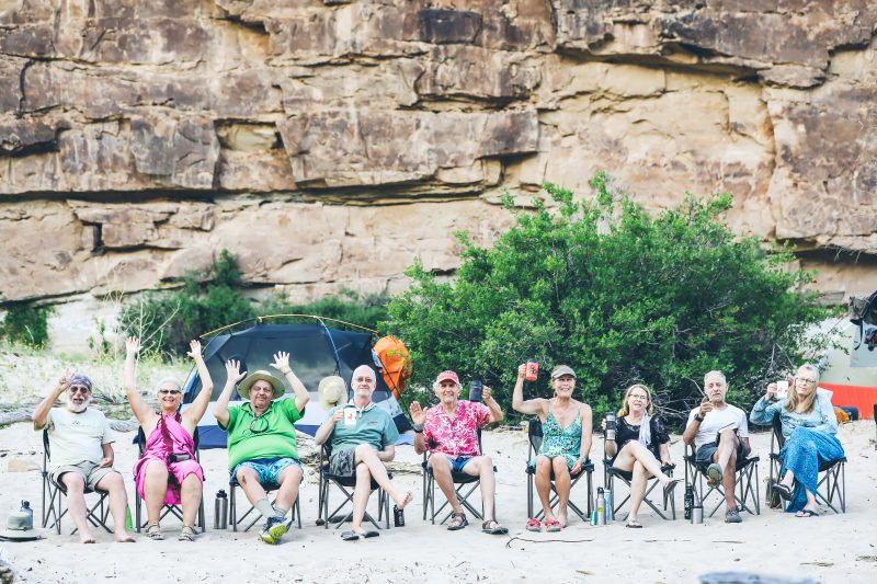 Group Dynamic Comfort Zone Holiday