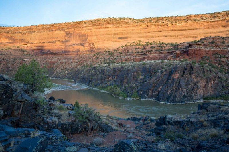 BLM Colorado River through Westwater canyon