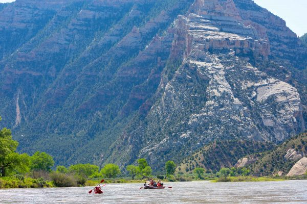 Lodore Canyon Wild Yoga
