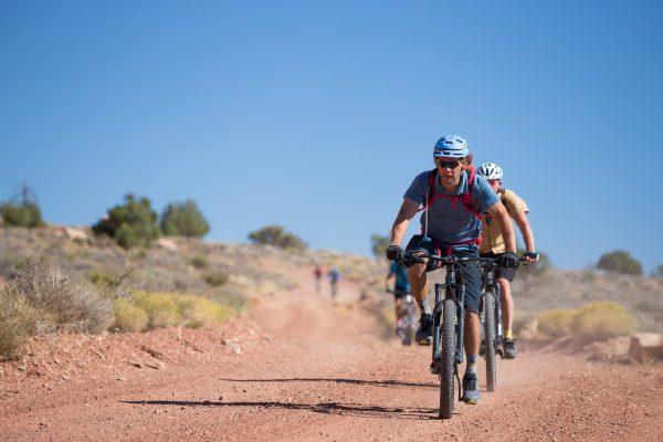 Maze bike trip
