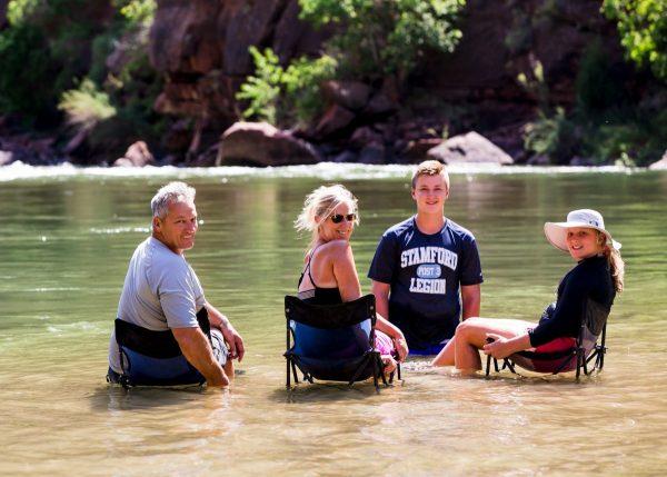 Family Lodore Trip