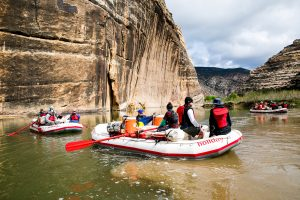 Yampa Retro River Boating