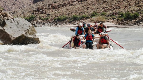 Cataract Canyon Whitewater Dee Boat