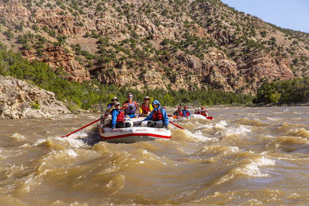 Lodore Canyon History Trip with Andrew Gulliford