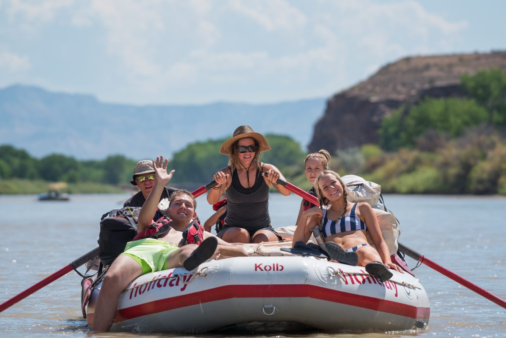 Moab Sampler: Bike, Raft, & Hike