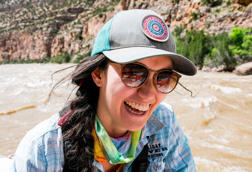 Trekker Hat Teal