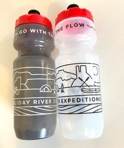 Holiday Water Bottles