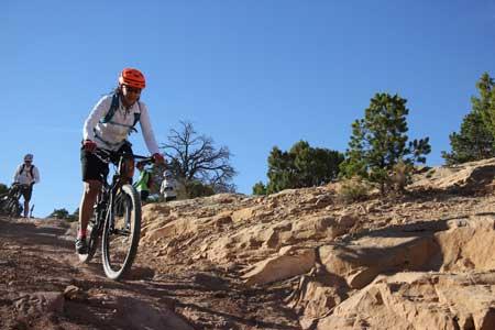 4-day Maze bike trip