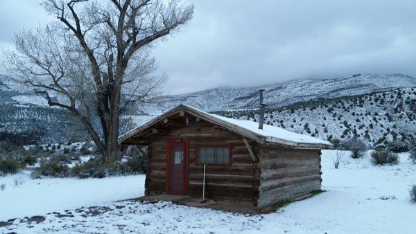 Upper Wade and Curtis Cabin