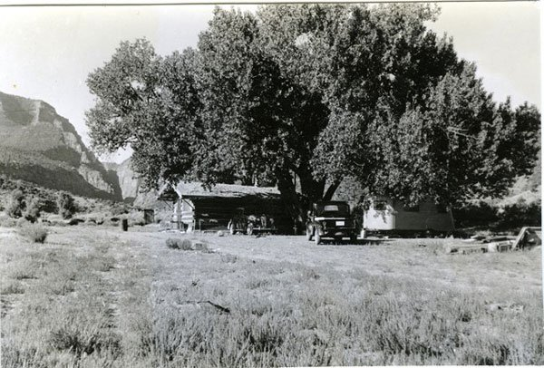 Wade & Curtis Cabin at Lodore