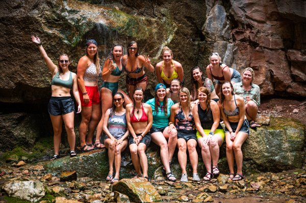 Women Group Lodore Rippling
